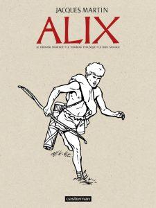 Alix - Recueil anniversaire N&B