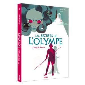 Les secrets de l'Olympe. Tome 1, le sang de Méduse