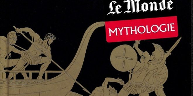 Mythologie #28 – Jason et le trône d'Iolcos
