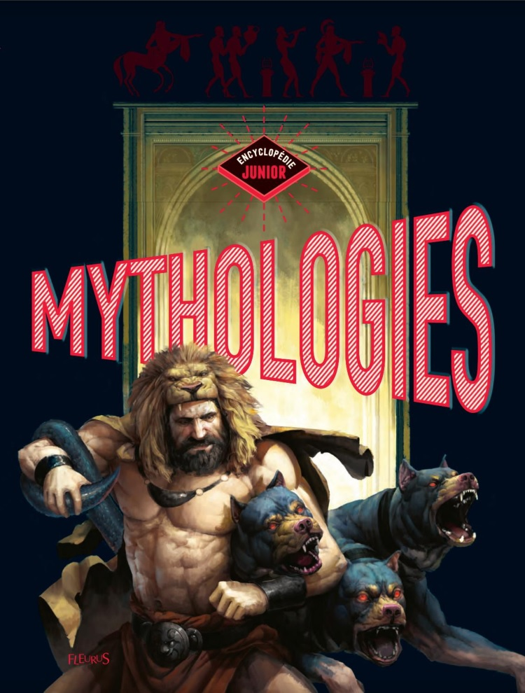 Encyclopédie Junior : Mythologies