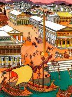 Archéologie #24 - Ostie