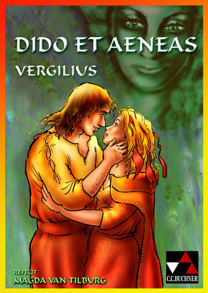 cover 'Dido et Aeneas'/ Vergilius