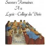 Saveurs romaines au collège du Diois