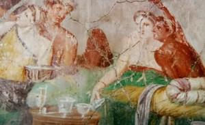 La vie quotidienne des Romains (illustrée & en latin)