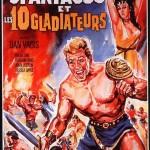 Spartacus et les 10 gladiateurs
