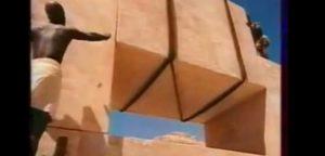(1998) Maison Bouygues et les Pharaons
