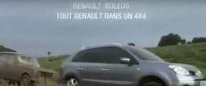 (2008) Koleos : un 4x4 qui en a...