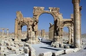 Syrie: Palmyre, la cité antique en état de siège