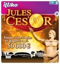 La Française des Jeux choisit la Rome Antique pour lancer son nouveau jeu de grattage