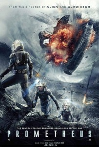 Prometheus, analyse d'une mythologie prometteuse