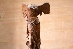 La Victoire de Samothrace se refait une beauté