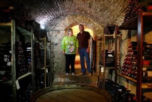 Le musée du vin récupère une bouteille vieille de 2 000 ans