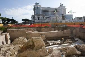 La plus grande découverte à Rome depuis le Forum ?