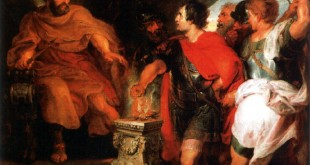 Mucius Scaevola devant Porsenna, Pierre-Paul Rubens et Antoine van Dyck