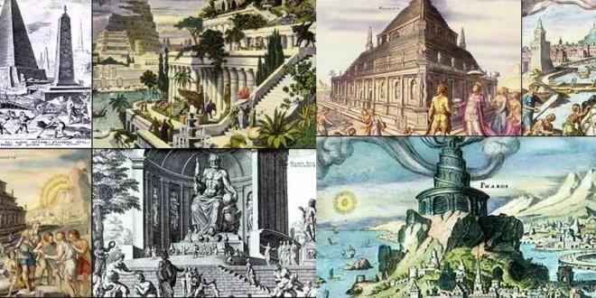Les 7 Merveilles Du Monde Antique Arrte Ton Char
