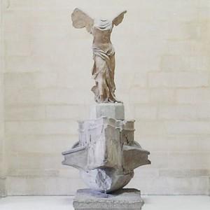 Restauration de la Victoire de Samothrace