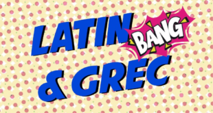 """Promotion des LCA : Affiches """"Faites du latin ! / Faites du grec !"""""""