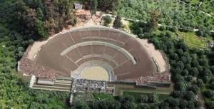 La Grèce va restaurer le théâtre de Sparte
