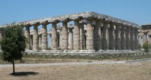 ITALIE - Poseidonia / Paestum (Campanie)