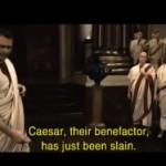 Un docu-fiction dans lequel les comédiens parlent latin