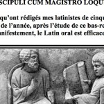 Activités- Ecrire en latin pour réinvestir et fixer les apprentissages