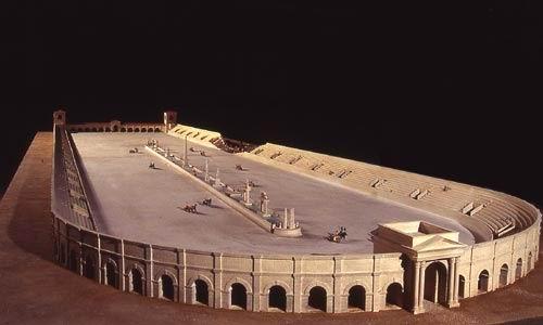 Le cirque romain
