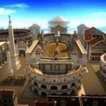 Les sept Merveilles de l'ancienne Rome