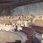 Mai 2007 : Mise en voix du premier chapitre de la Première Catilinaire de Cicéron