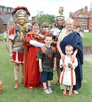 La famille romaine