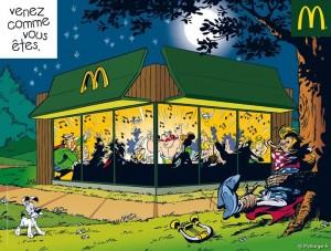 (2010) Astérix et Obélix... chez MacDo