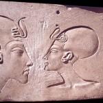 Akhénaton et Néfertiti #1