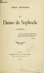 La danse de Sophocle