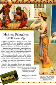 Palmolive égyptien