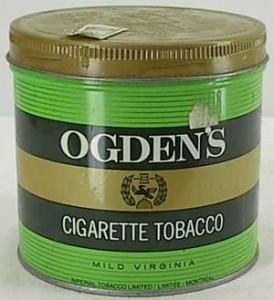 Ogden's Cigarettes