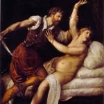 Traduction à trous - Sextus Tarquinius et le viol de Lucrèce : un prince qui en pince !
