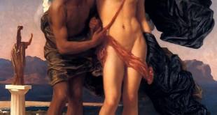 La chute d'Icare (analyse des étapes du mythe)