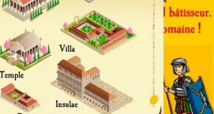 Serious Game et cité romaine