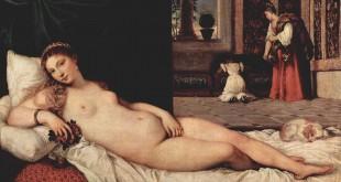 Vénus d'Urbino, Le Titien (1538)