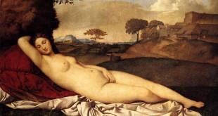 Vénus endormie, Giorgione (1510)