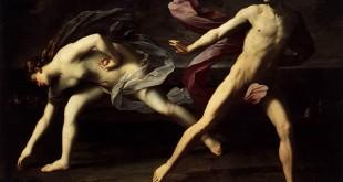 Atalante et Hippomène, Guido Reni (1612)