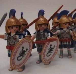 Les crises de la République romaine (133-27)