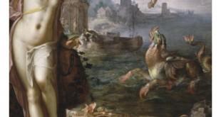 Persée secourant Andromède - Joachim Antonisz Wtewael - 1611
