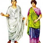 Séquence Latin 4ème : Rome et ses habitants
