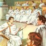 Séquence Latin 4ème : les débuts de la République