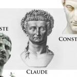 La face cachée des empereurs romains