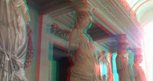 FRANCE - Sculptures du Louvre en 3D
