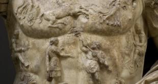 Analyser la statue d'Auguste Prima Porta