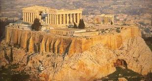 GRECE - L'Acropole d'Athènes