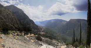 GRECE - Delphes