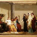Cornélie, mère des Gracques : une matrona modèle